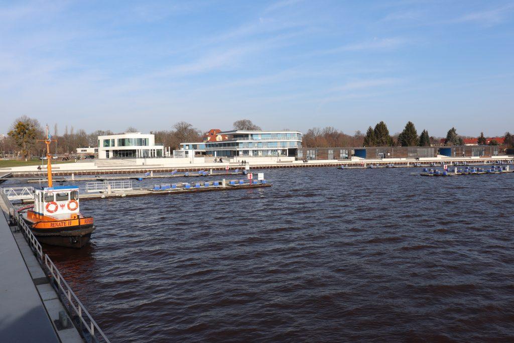 Senftenberger Hafen